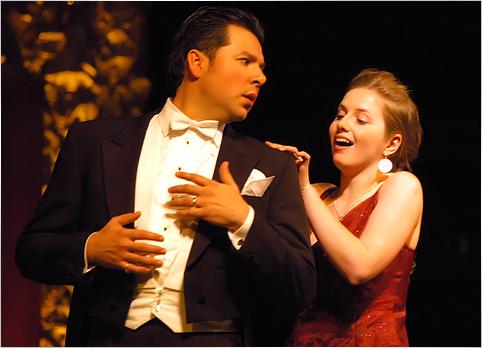 Anton Saris in Operetten Konzert