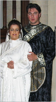 Anton Saris in Turandot
